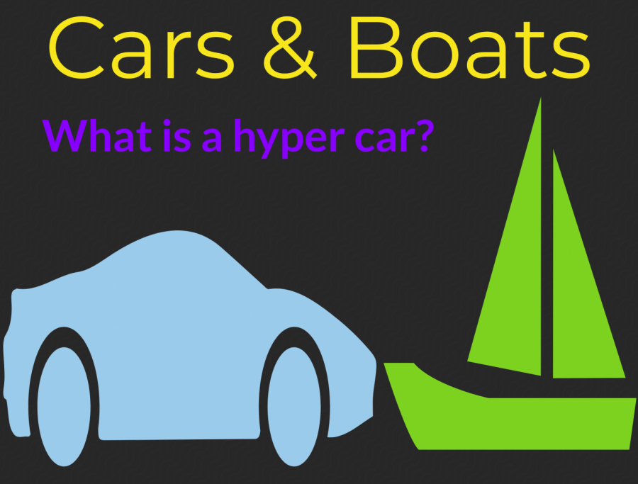 What is a hyper car?