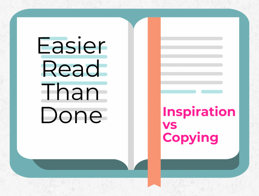 Inspiration vs. Copying