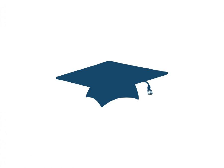 Graduation is here.