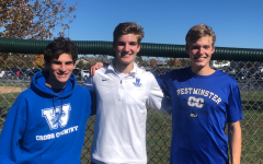 After six years of running together, the friendship between Turley, Moellenhoff, and Ring has grown due to cross country.