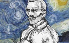 Even when Vincent Van Goghs inner world was dark or colorless, he was able to create and find vibrancy and passion.