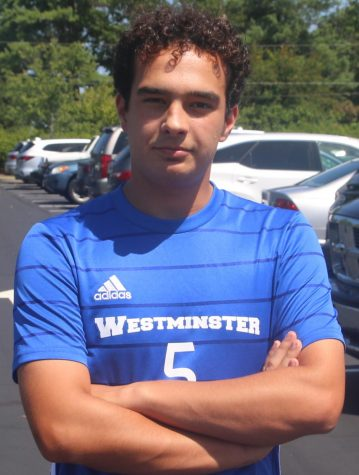 Payton Matthews plans to make the most of his senior year at Westminster.