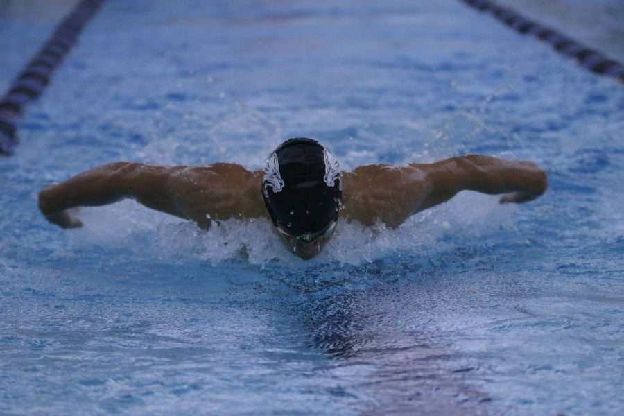 Experienced Swim Coach Sets High Expectations