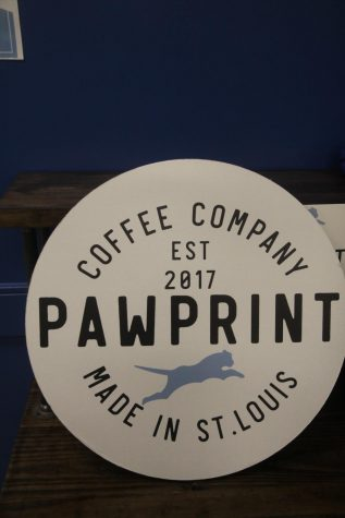 Pawprint is the product of the entruaship class here at wca. They make coffee for the community.
