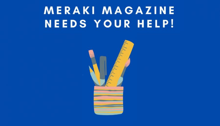 The+Meraki+Magazine+Flyer.+Image+provided+by+Mrs.+Holliday