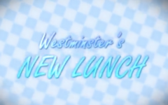 Some of 800 news broadcast team asked a few students how they enjoy the longer lunch period.