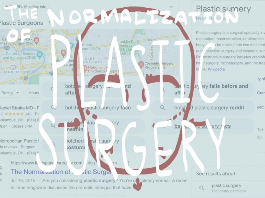 Normalizing plastic surgery has dangerous consequences to consider.